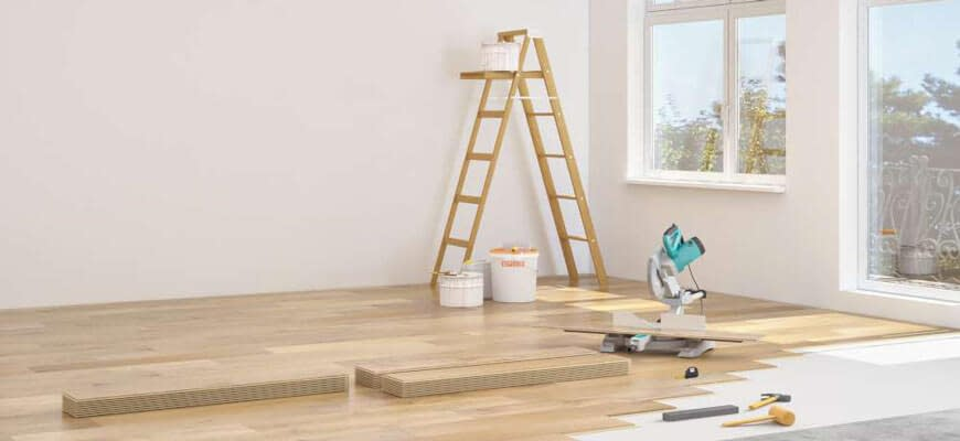 After Renovation Cleaning Services London